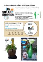 Tests-solar-dripper-urine