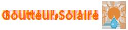 Logo du goutteur solaire Solar-Dripper